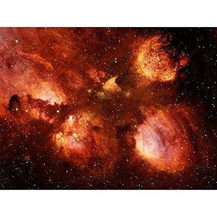 SPACE STARS CARINA NEBULA GALAXY UNIVERSE HUBBLE POSTER ART PRINT LV11111