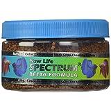 New Life Spectrum Betta Formula 1mm Semi-Float Pet Food, 50gm