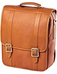 Clava Vachetta Leather Upright Porthole Brief