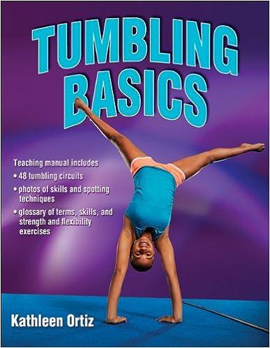 Tumbling basics kathleen ortiz 9781450432061 amazon books tumbling basics 1st edition fandeluxe Choice Image