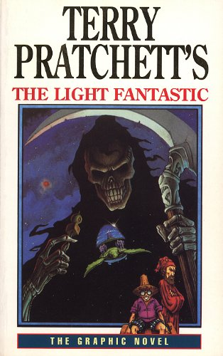 Book cover for The Light Fantastic