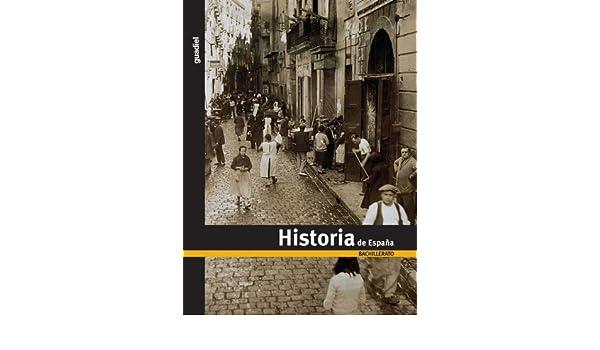 Historia de España, Bachillerato - 9788483791752: Amazon.es: Edebé, Obra Colectiva: Libros