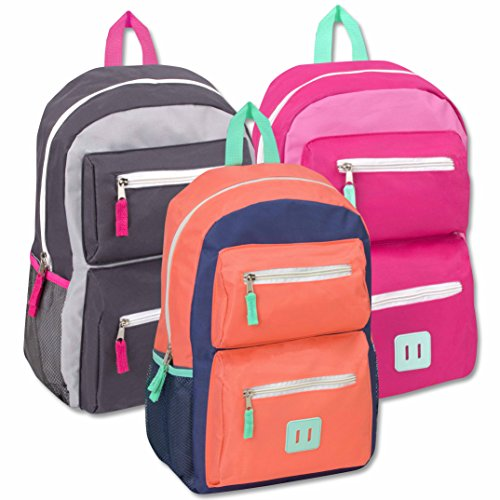 3 Pocket Backpacks - 9