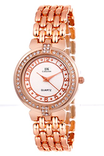 IIK Collection Analog Wrist Watch for Women and Girls