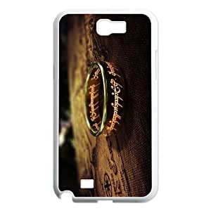 Custom Lord of the rings Hard Back Cover Case for Samsung Galaxy Note 2 NT807