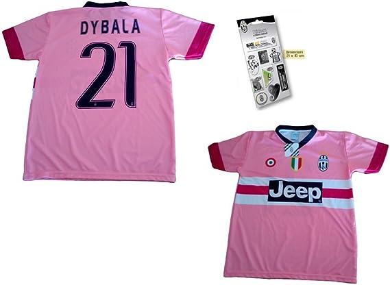 Juventus Juego de Camiseta de fútbol replica DYBALA los ...