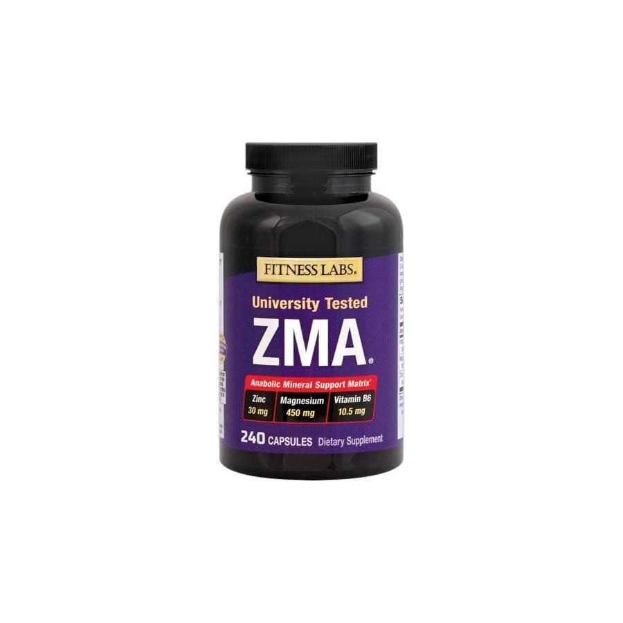 Fitness Labs ZMA