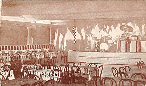 The Grossinger Hotel & Country Club Grossinger Lake Ferndale, New York, Postcard