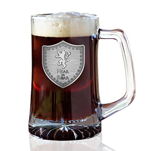 (Game of Thrones Lion Beer Mug)