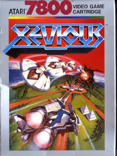 Xevious by Atari (Image #1)