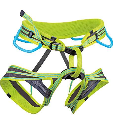 Edelrid Climbing Harness - EDELRID - Atmosphere Climbing Harness, Oasis/Icemint, Medium