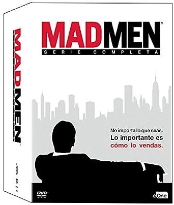 Pack Mad Men (Serie Completa) [DVD]: Amazon.es: Elisabeth Moss ...