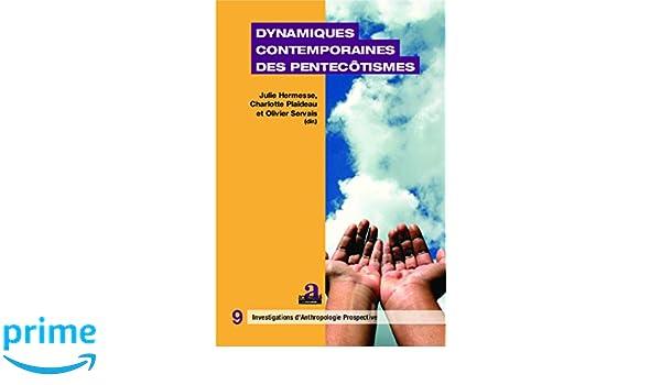 dynamiques contemporaines des pentecotismes