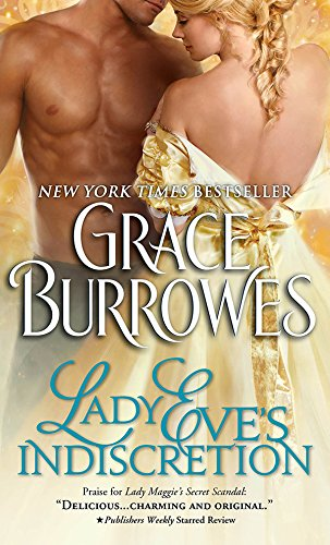 Lady Eve's Indiscretion (Windham Book 7) by [Burrowes, Grace]