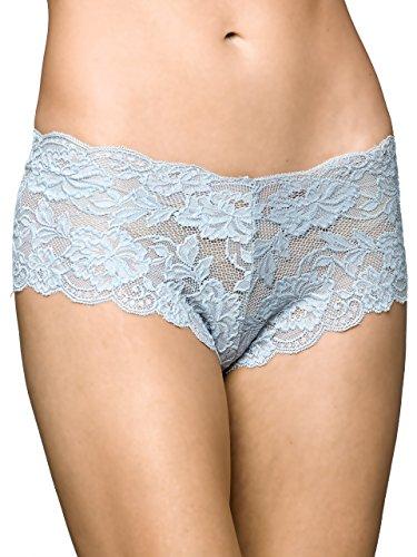 Julianna Rae Tresor Lace Boyshorts, Murano, S
