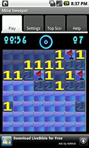 Minesweeper Classic+ by Mindware Consulting, Inc.