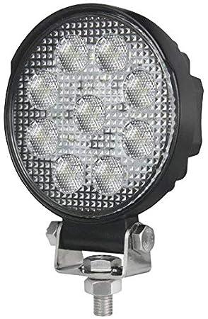 HELLA 1G0 357 000-001 Arbeitsscheinwerfer HELLA VALUEFIT f/ür Nahfeldausleuchtung 12V//24V LED Anbau oval 600 Lumen