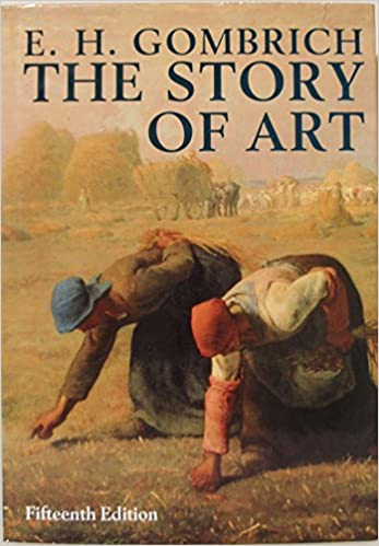 Book The story of art