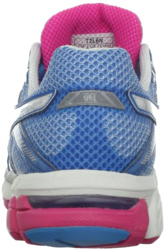 Asics - Womens Running Gt-1000 Shoes In Island Blue/White/Co, UK: 3.5 UK, Island Blue/White/Co