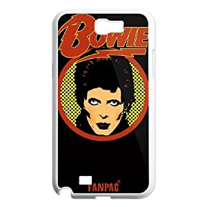 Samsung Galaxy N2 7100 Cell Phone Case White David Bowie 002 SYj_856711