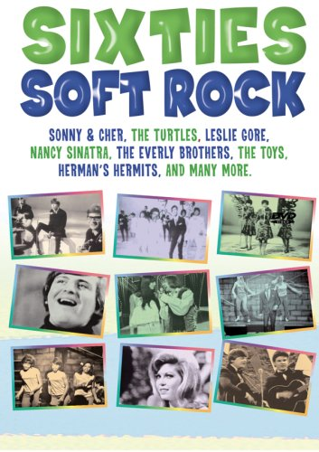 Sixties Soft Rock - Brothers Dvd Everly