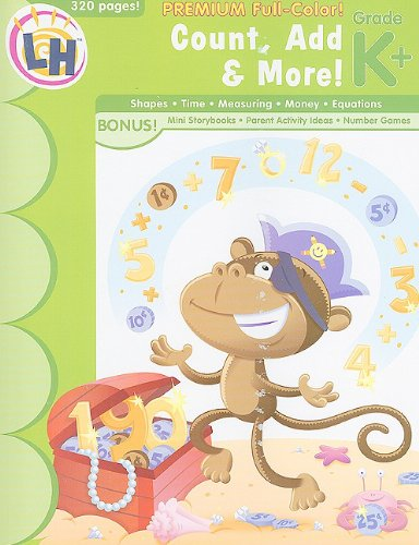 Download Learn Everyday Workbook - Count, Add & More! PDF