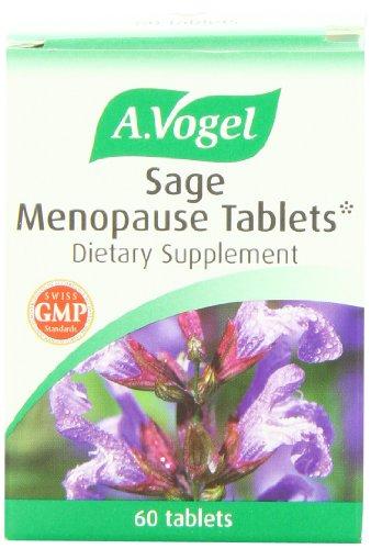 A. Vogel Sage ménopause, 60 comte