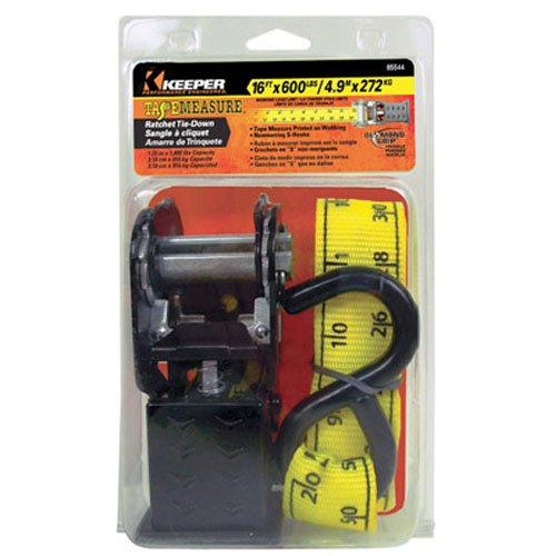 Keeper 85544 Measure Ratchet Tie Down