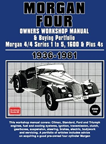 51qtamcEMiL._SX368_BO1204203200_ morgan 4 owners workshop manual and buying portfolio 1936 1981 morgan 4 4 wiring diagram at couponss.co