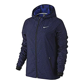 72639e28f64e7 Nike Meteor Racer Jacket – Women's Jacket multi-coloured Azul/Plateado  Size:Medium