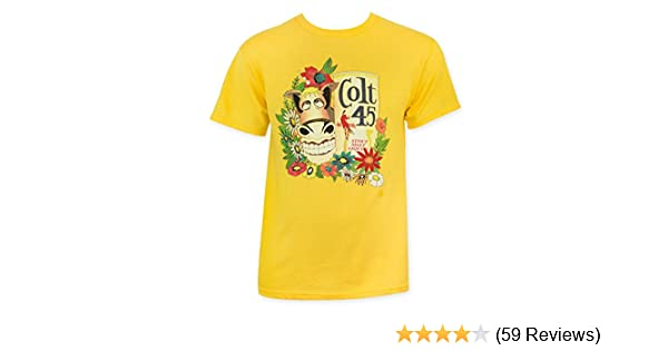 0a6e0291 Amazon.com: Colt 45 Gold Donkey Tee Shirt: Clothing