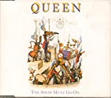 Queen - The Show Must Go On - Parlophone - 20 4533 2, Parlophone - CD QUEEN 19