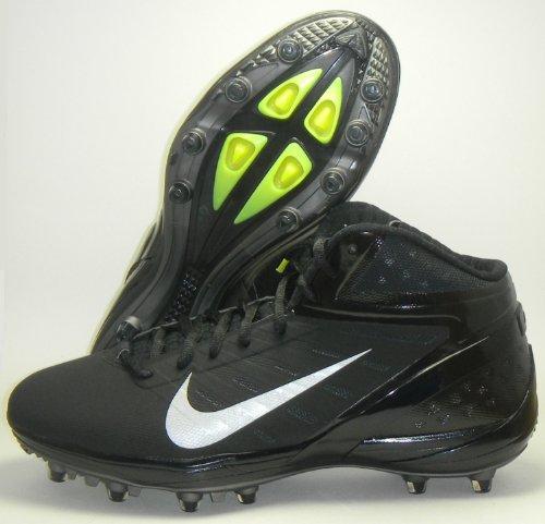 Molded Talon Alpha TD Cleats Nike Football Men's Air Zoom Black 7p7TUq
