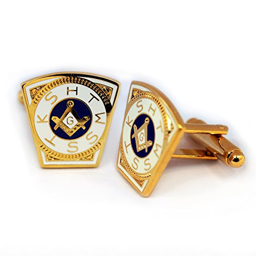 (Order of the Holy Royal Arch Freemason Masonic Cufflinks Cuff Link)