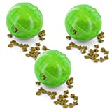 Petsafe SlimCat Green Meal Dispensing Cat Toy - (3 Pack)