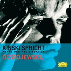 Kinski spricht Dostojewskij Hörbuch