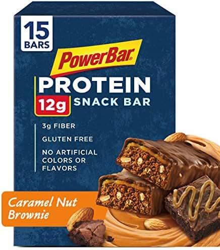 Granola & Protein Bars: PowerBar Protein Snack