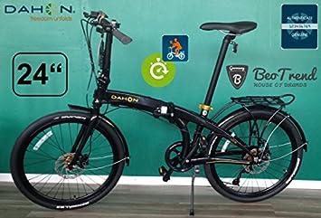 Dahon bicicleta plegable iOS D9 61 cm/9gang/Deluxe del paquete