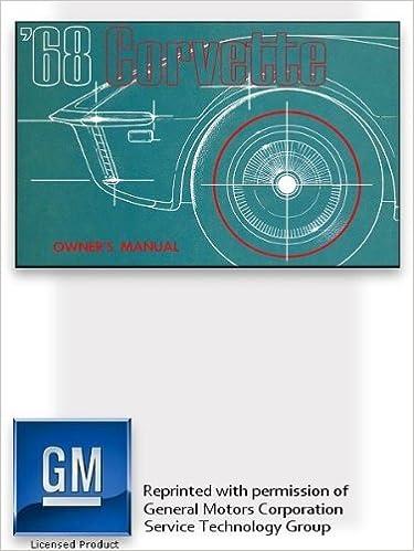 Chevy Corvette Haynes Repair Manual 1968-1982 NEW Owners Book Service