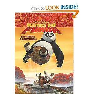 Kung Fu Panda the Movie Storybook CATHERINE HAPKA
