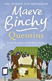 Front cover for the book Quentins by Maeve Binchy
