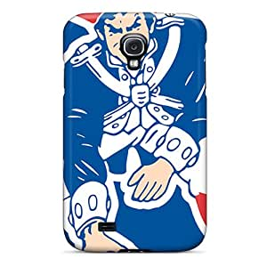 Galaxy S4 WKZ25454KstG Support Personal Customs Attractive New England Patriots Series Excellent Hard Phone Case -CassidyMunro
