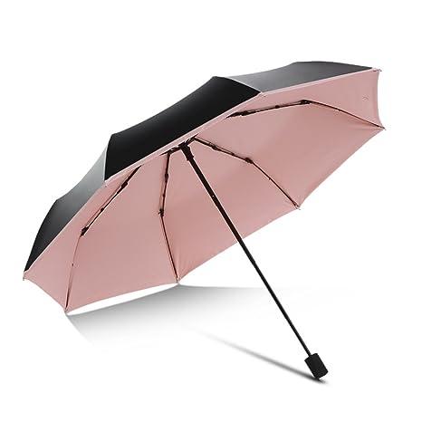 Sombrillas/sombrilla de color negro s¨®lido/el 50 por ciento del