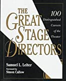 The Great Stage Directors, Samuel L. Leiter, 0816026025