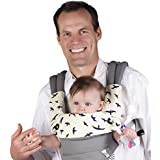 Drool & Teething Pad for Ergobaby Four Position 360 Baby Carrier, 3 Piece Set { PATENT PENDING}