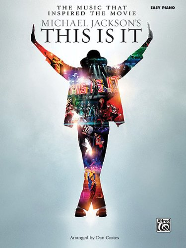 Michael Jackson's This Is It: The Music That Inspired the - Jackson Michael Piano Music