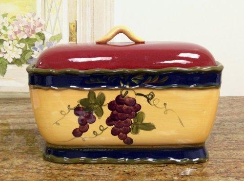 Colorful Grapes Bread