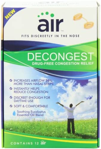 Decongest Advanced Nasal Breathing Count product image