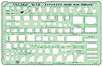 amazon co jp timely 32t expanded house plan template ホーム キッチン