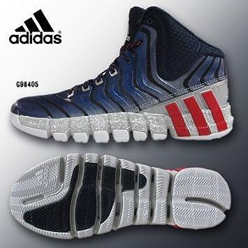 new arrival 305f5 05d24 adidas adipure crazyquick 2 バスケットボールシューズ アディピュアクレイジークイック2 品番G98405 (25.5